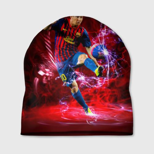 Шапка 3D Messi