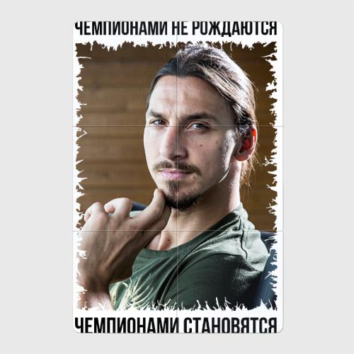 Магнитный плакат 2Х3 Златан Ибрагимович