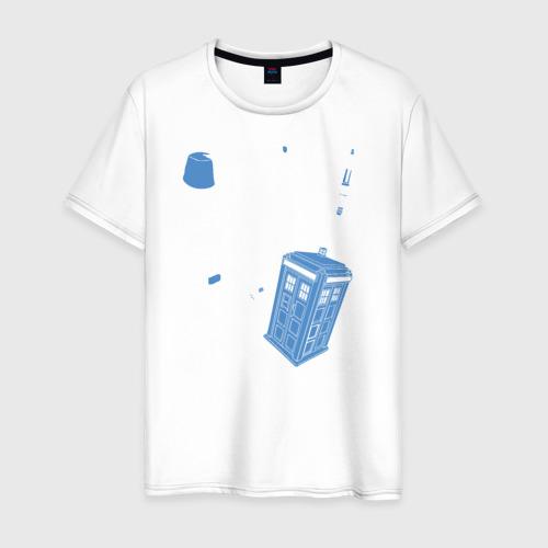 Мужская футболка хлопок ARTIFACTS WHO