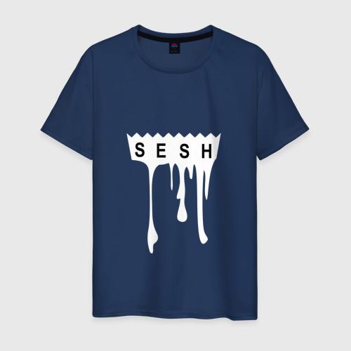 Мужская футболка хлопок Bones