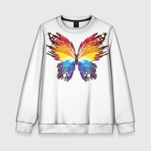 Детский свитшот 3D Butterfly
