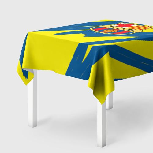 Скатерть 3D Барселона