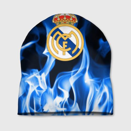Шапка 3D Real Madrid