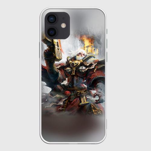 Чехол для iPhone 12 Pro Mini Сестры битвы