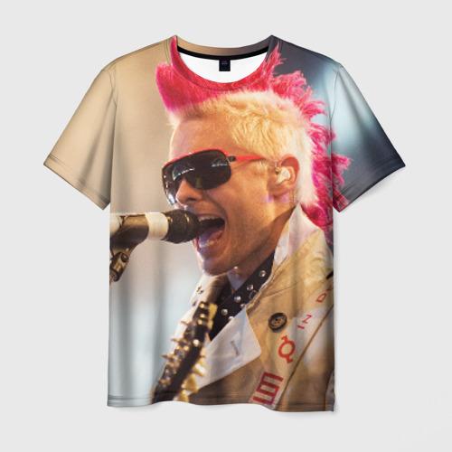 Мужская футболка 3D 2009
