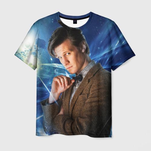 Мужская футболка 3D 11th Doctor Who