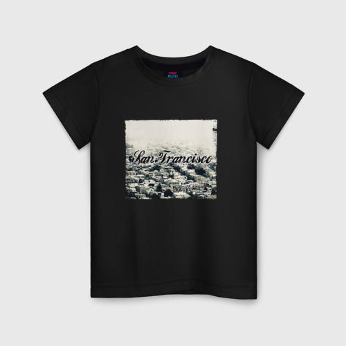 Детская футболка хлопок San Francisco