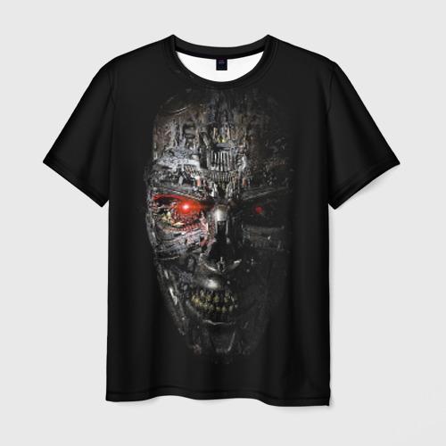 Мужская футболка 3D Терминатор: Генезис