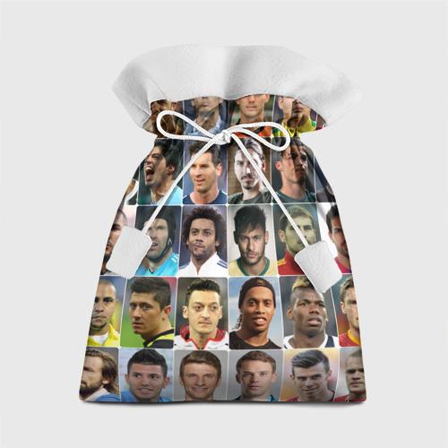 Подарочный 3D мешок Лучшие футболисты
