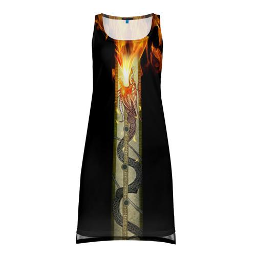 Платье-майка 3D Dragon Lore