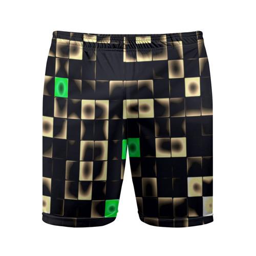 Мужские шорты спортивные Minecraft