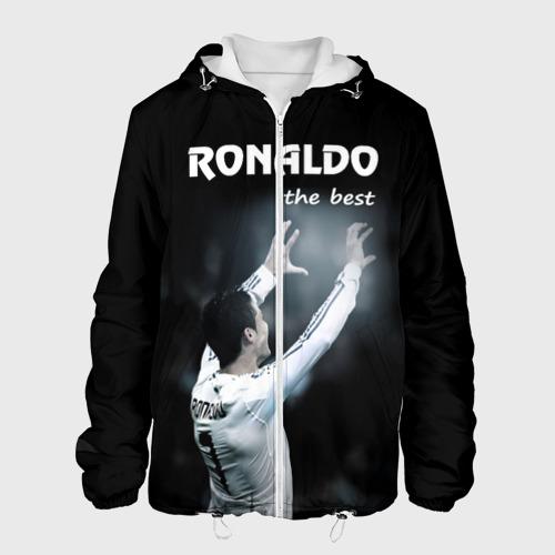 Мужская куртка 3D RONALDO the best