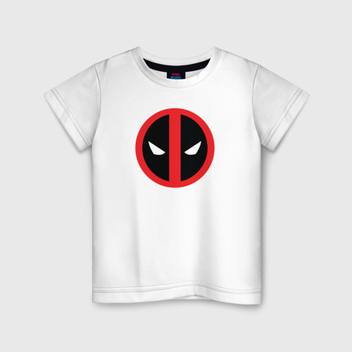 Детская футболка хлопок Плохиш
