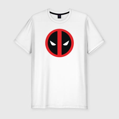 Мужская футболка хлопок Slim Плохиш