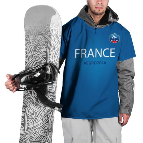 Накидка на куртку 3D Сборная Франции 2016