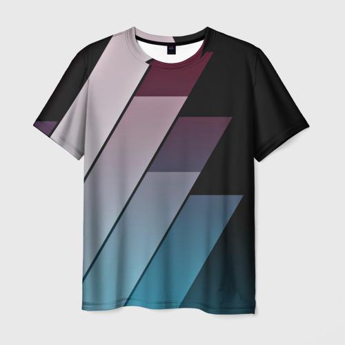 Мужская футболка 3D Сhilly
