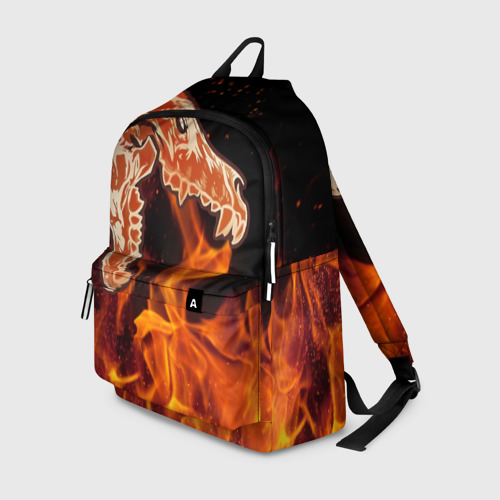 Рюкзак 3D Вой