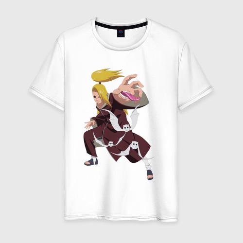Мужская футболка хлопок Дейдара