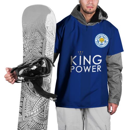 Накидка на куртку 3D Лестер Сити Leicester Vardy 9