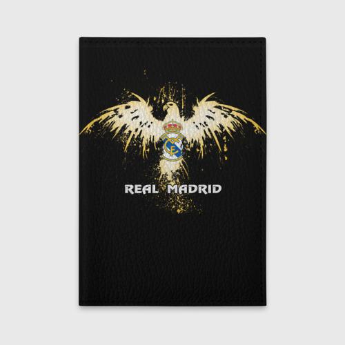 Обложка для автодокументов Real Madrid