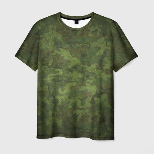 Мужская футболка 3D Текстура
