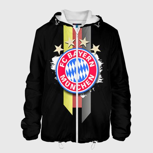 Мужская куртка 3D ФК Бавария