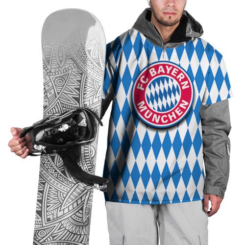 Накидка на куртку 3D Бавария