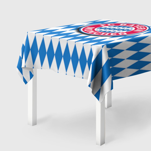 Скатерть 3D Бавария