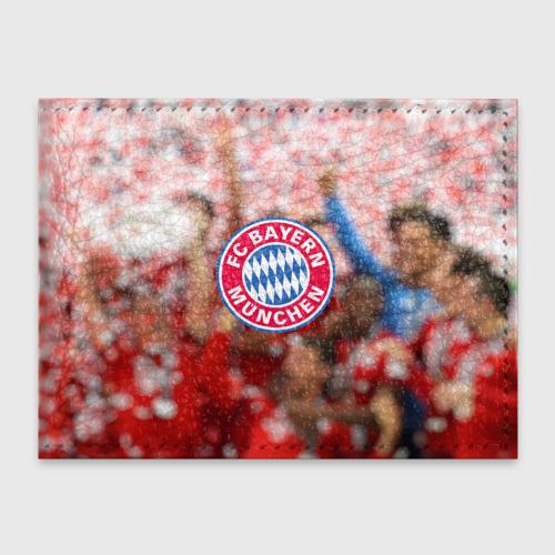 Обложка для студенческого билета Бавария