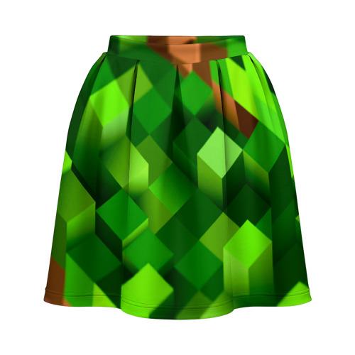 Юбка-солнце 3D Minecraft