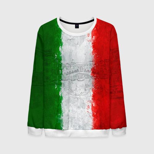Мужской свитшот 3D Италия
