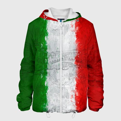 Мужская куртка 3D Италия