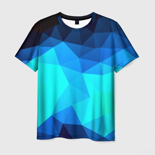 Мужская футболка 3D Pilygon