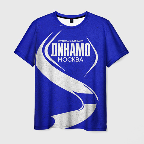 Мужская футболка 3D ФК Динамо