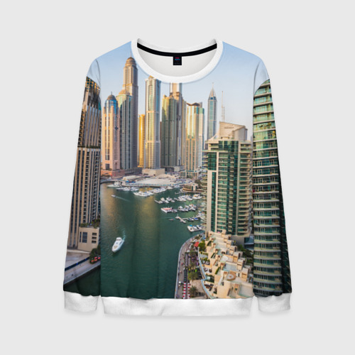Мужской свитшот 3D Dubai