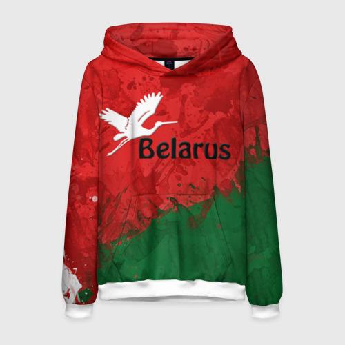 Мужская толстовка 3D Belarus 2