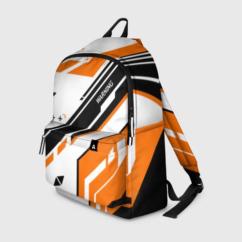 Рюкзак 3D cs:go - Asiimov P90 Style