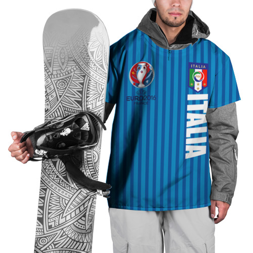 Накидка на куртку 3D Евро 2016