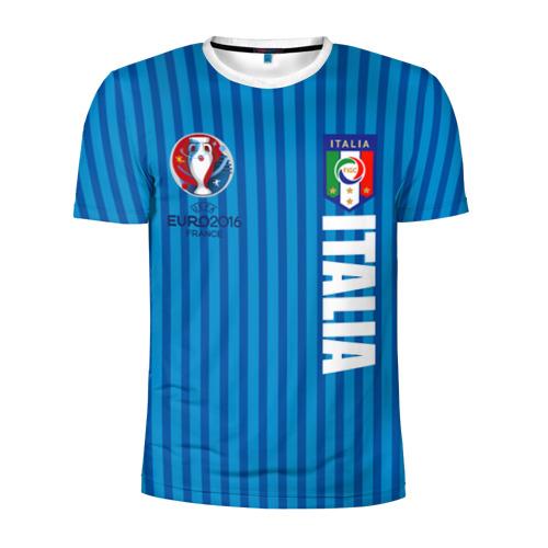 Мужская футболка 3D спортивная Евро 2016