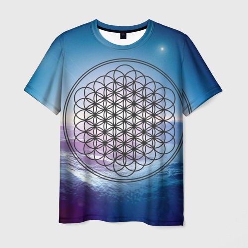 Мужская футболка 3D Sempiternal
