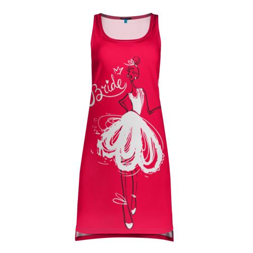 Платье-майка 3D Bride