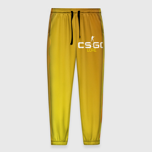 Мужские брюки 3D cs:go - Lore