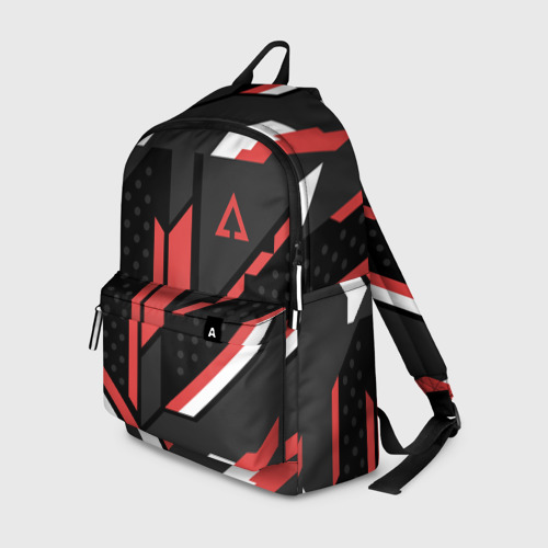Рюкзак 3D CSGO Cyrex Pattern