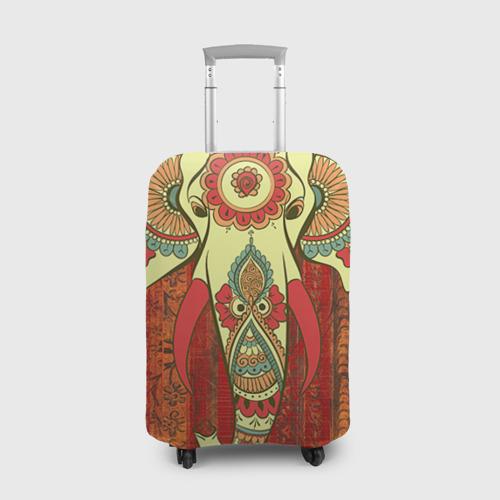 Чехол для чемодана 3D Индия 4