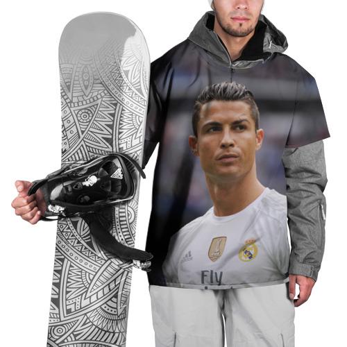 Накидка на куртку 3D Cristiano Ronaldo