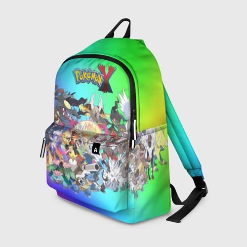 Рюкзак 3D Покемоны