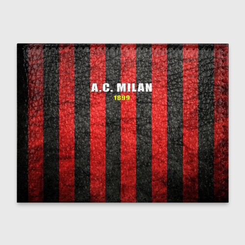 Обложка для студенческого билета A.C. Milan
