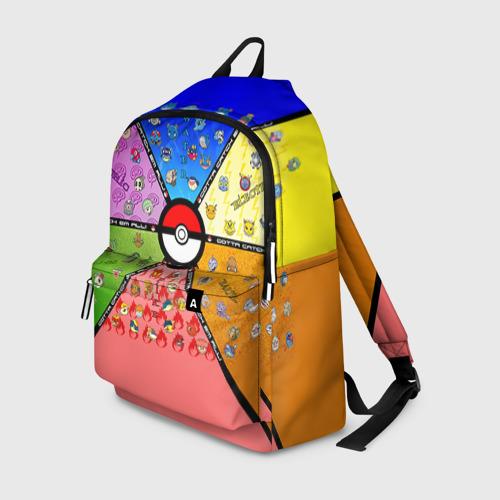 Рюкзак 3D Собери их всех!