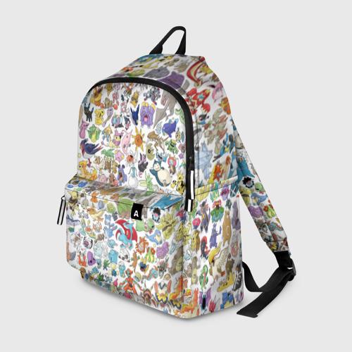 Рюкзак 3D Pokemon