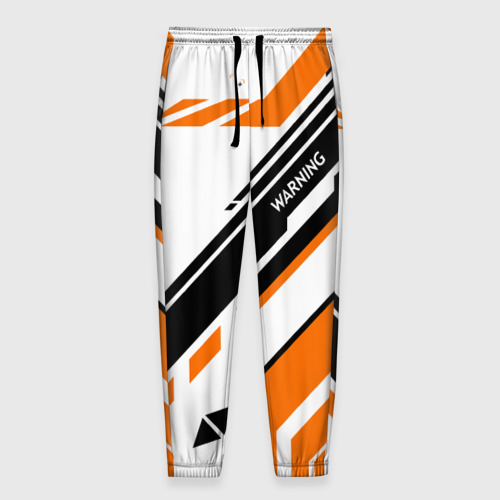 Мужские брюки 3D cs:go - Asiimov P90 Style